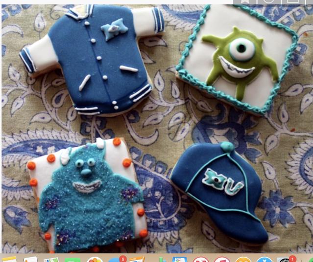 University cookies, back to school cookies for high school kids, decorated cookies for High school, best decorated cookies,