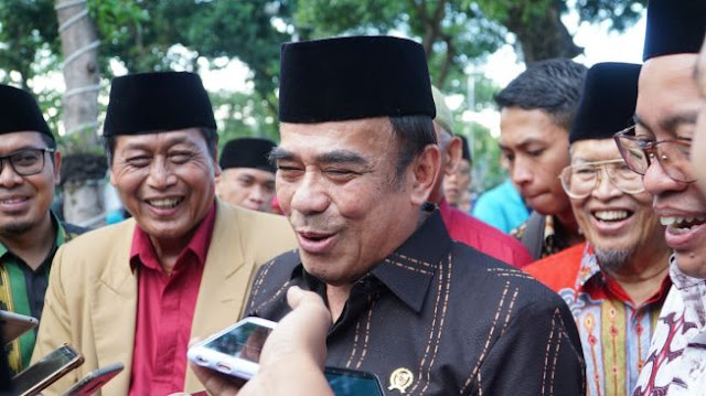 Soal Menag Fachrul Razi, Fadli Zon: Menteri Ini Diganti Saja Pak Jokowi