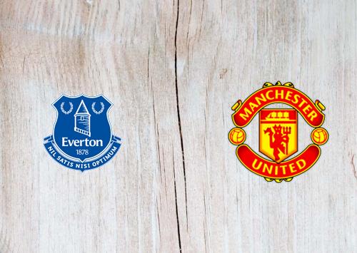 Everton vs Manchester United -Highlights 23 December 2020