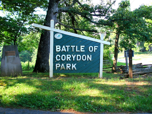 Battle of Corydon Memorial Park