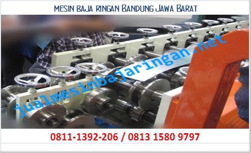 mesin baja ringan Bandung Jawa Barat