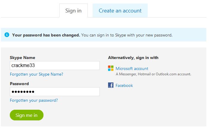 how to delete skype account from login