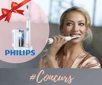 Castiga o periuta de dinti Philips Sonicare EasyClean si un Cadou