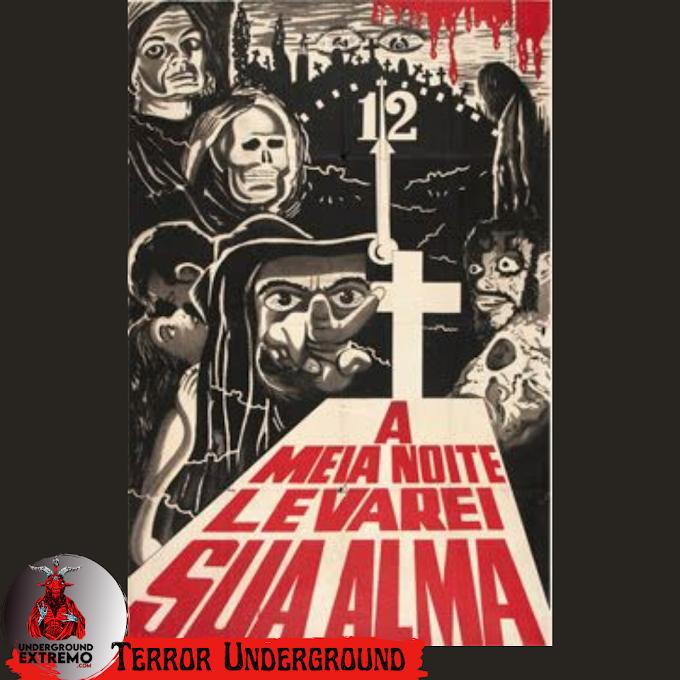 """Terror Underground #29: """"À Meia Noite Levarei a Sua Alma"""" (1964)"""