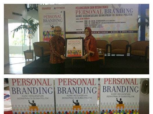 Membangun Personal Branding : Be Yourself