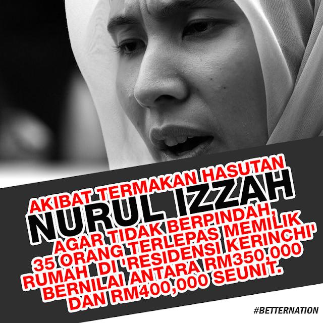 35 Orang Penduduk 'Dibodohkan' Hidup Hidup Oleh Nurul Izzah #ResidensiKerinci #Kerinci