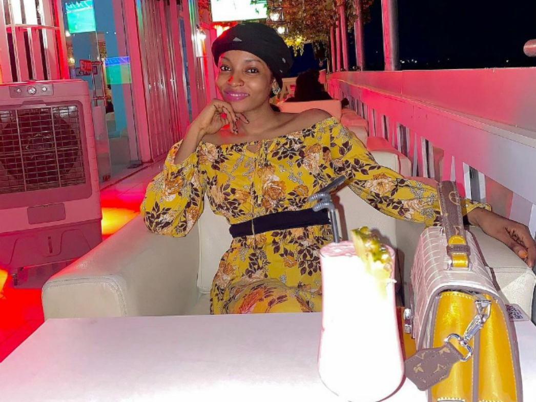 Duba Sabin Hotunan Maryam Waziri