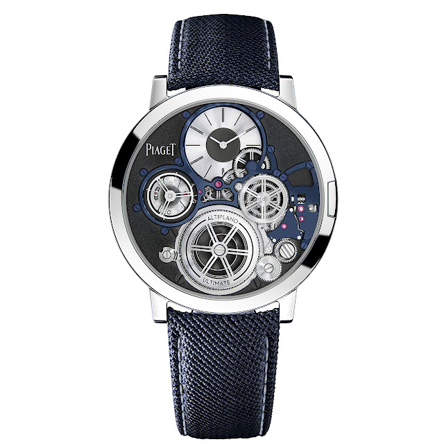 Piaget Altiplano Ultimate Concept, winner of the GPHG 2020