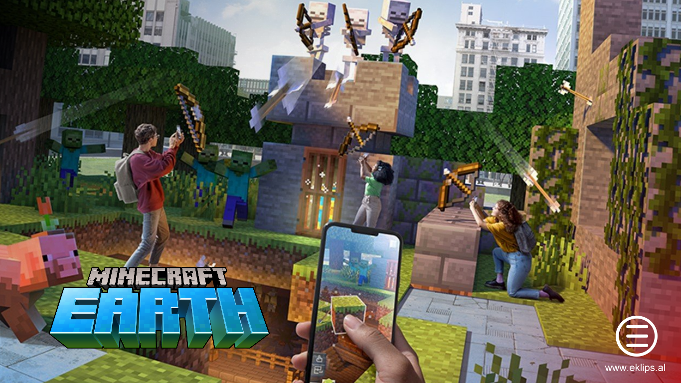 Minecraft Earth do të mbyllet në30 qershor 2021.