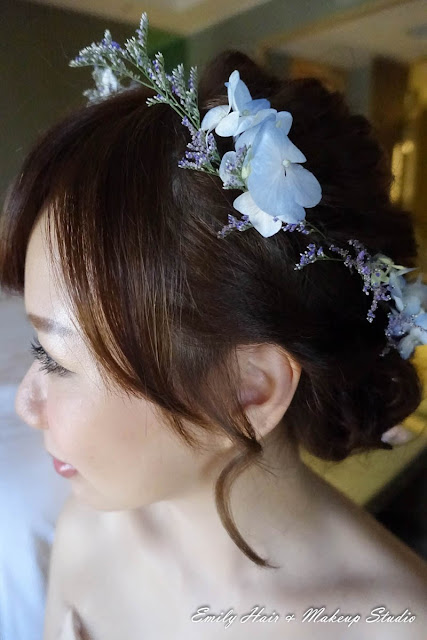 新娘髮型送客造型