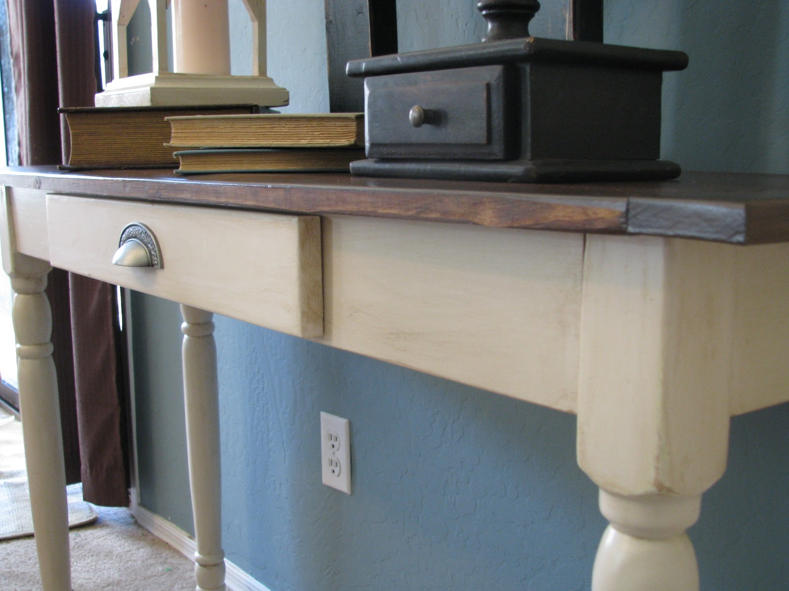 Farmhouse Console Table Farmhouse Console Table Pneumatic Addict