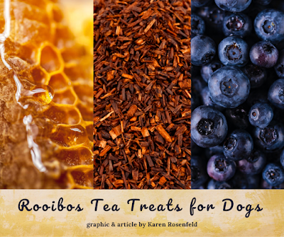 Rooibos tea treat recipes for dogs