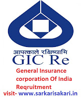 General Insurance corporation Of India Reqruitment