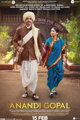 Anandi Gopal 2019 Marathi 720p WEB-DL 950mb