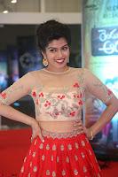 Mahima in beautiful Red Ghagra beigh transparent choli ~  Exclusive 041.JPG