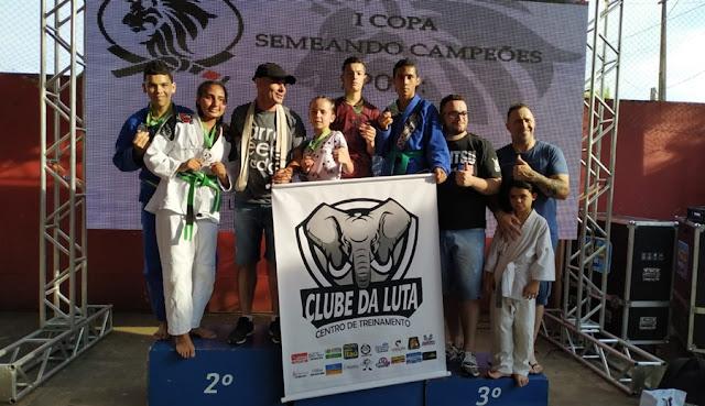 Atletas de Iretama participam da I Copa Semeando Campeões