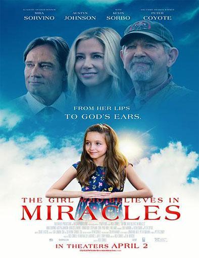 La niña que creía en milagros