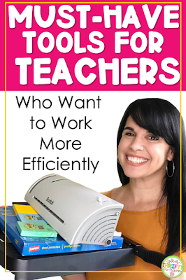 These Amazon Must-Haves for Teachers will save you time, help you work more efficiently, and support your teaching in the classroom without breaking the bank.