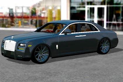 Mod Sedan Classic RollsRoyce Ghost By NanoNano