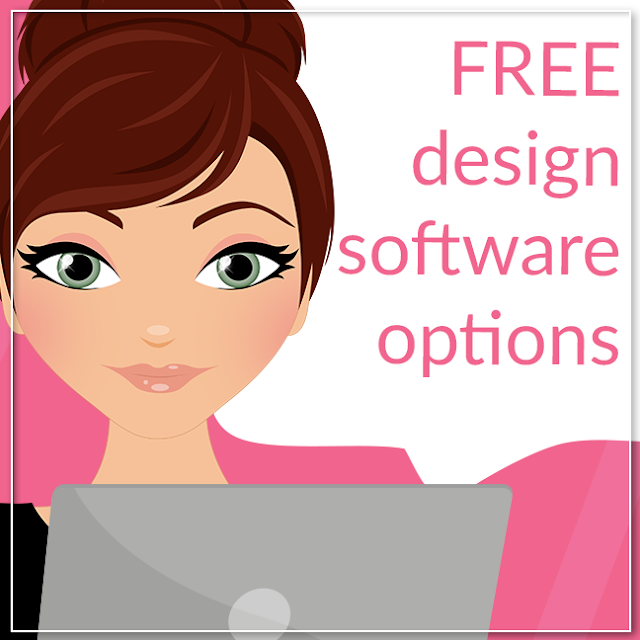 My top free design software choices, Lovelytocu.ca