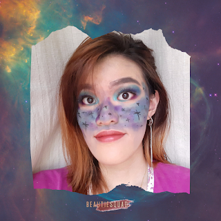galaxy-makeup-tutorial