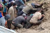 Longsor di Kabanjahe, Sudah 5 Orang Ditemukan Tewas