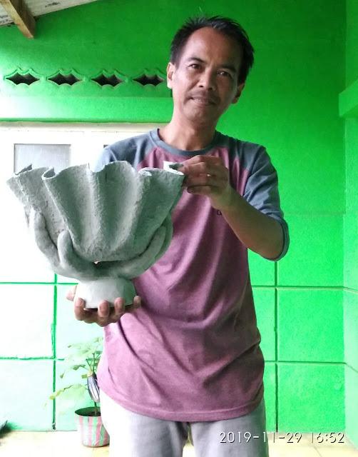 Ketua Divisi Kajian FPII Korwil Kota Bogor, Setwil Jawa Barat Manfaatkan Limbah  Menjadi Seuatu Yang Berharga