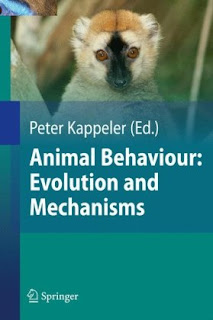 Animal Behaviour Evolution and Mechanisms