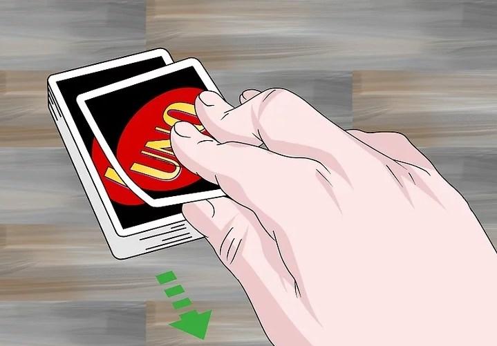 panduan cara bermain kartu uno
