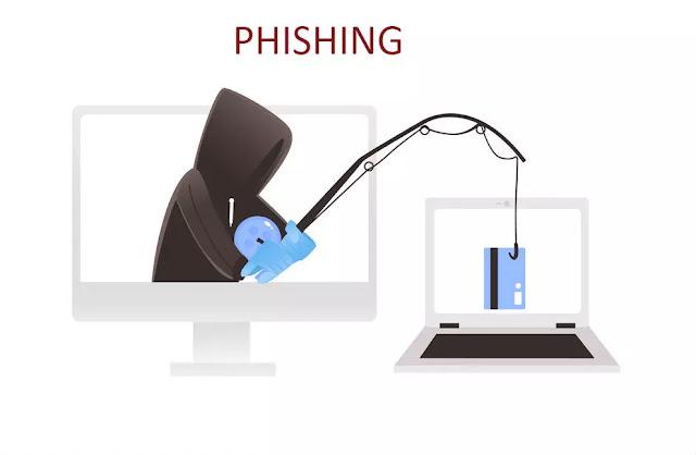 Tipos de estafas de phishing