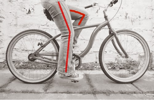 próstata y andar de bicicleta para niños
