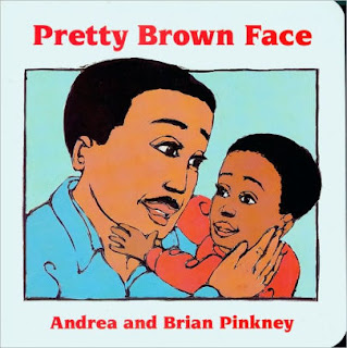 Pretty Brown Face by Andrea and Brian Pinkney