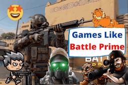 Games Like Battle Prime Online/Offline free battle royale Android/iOS
