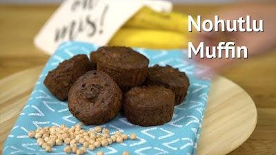 Nohutlu muffin