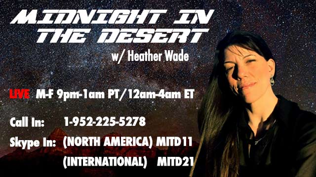 Midnight In The Desert Radio