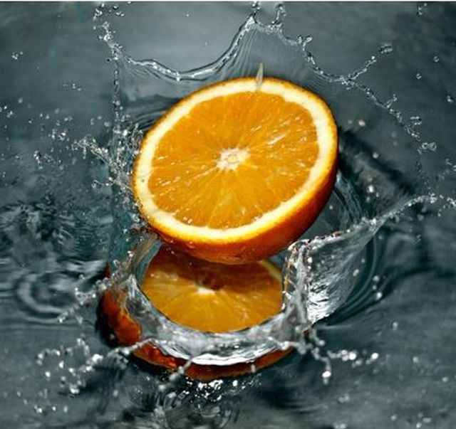 O poder místico da laranja