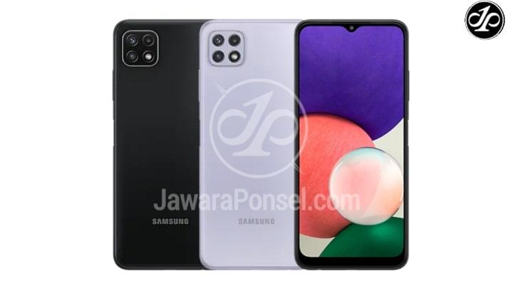 Samsung Galaxy A22 5G Harga dan Spesifikasi