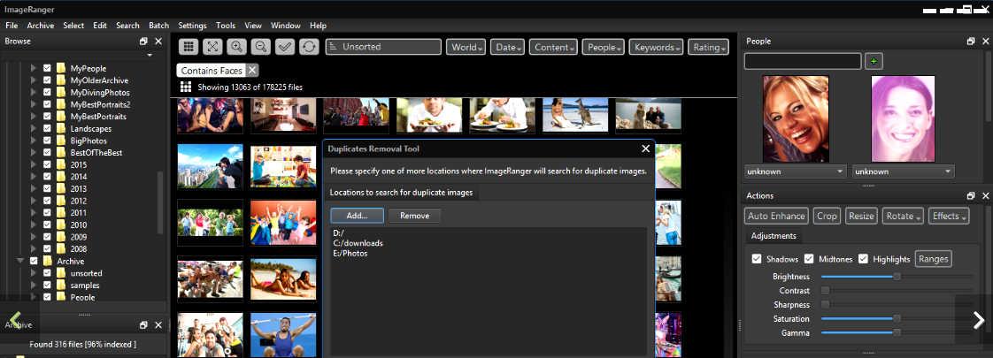 Download và cài đặt ImageRanger Pro Edition 1.6.0.1347 Full Key, Phần mềm quản lý và chỉnh sửa ảnh ma thuật .