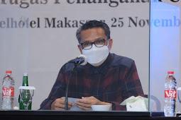 Nurdin Abdullah Ungkap Pemeriksaan Spesimen di Sulawesi Selatan Capai 4.000 Sampel
