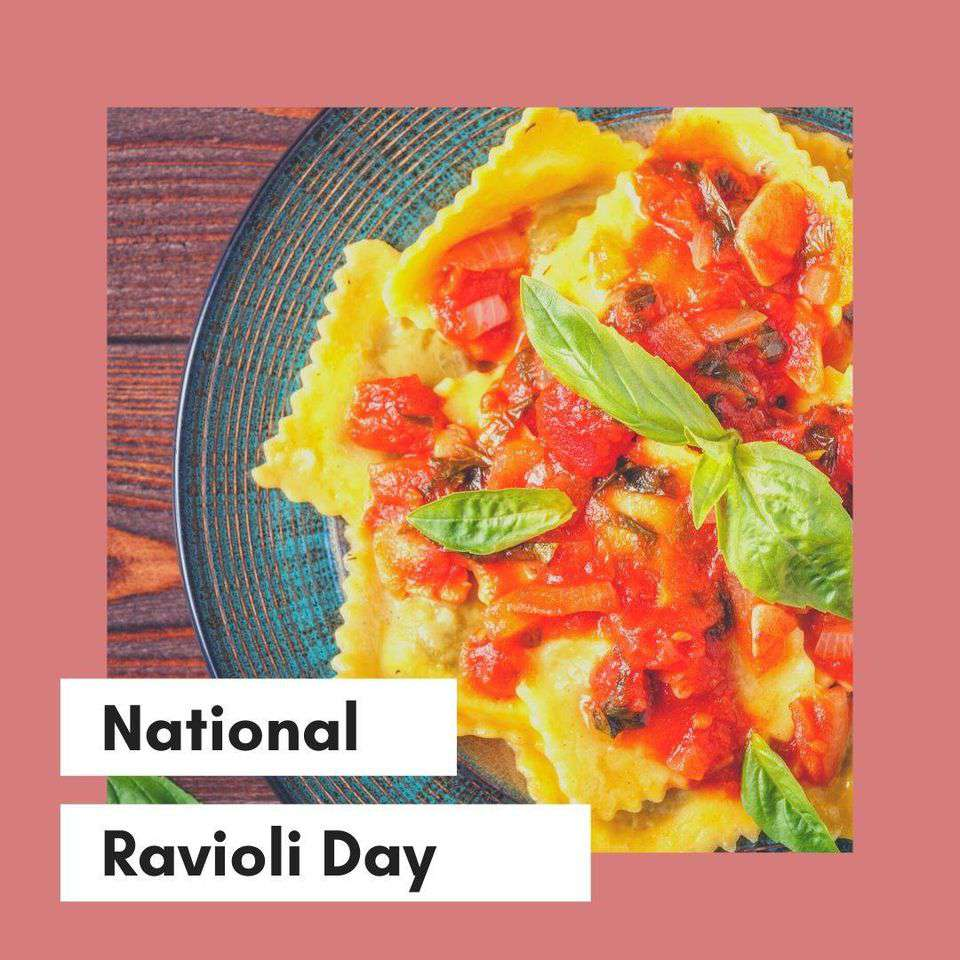 National Ravioli Day Wishes Lovely Pics