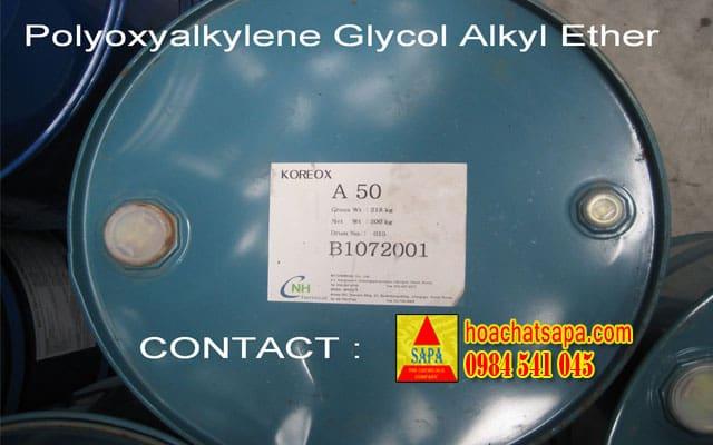 Polyalkylene glycol monobutyl ether - Koreox A50