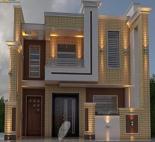 House Interior 2019 Trendy Interior And Exterior Design: Best 60 Modern House Front Facade Design