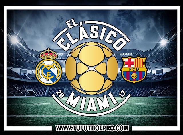 Donde y Como Ver Real Madrid vs. FC Barcelona TV En Vivo Gratis
