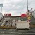 Мешканці Оболонського району скаржаться на аварійний пішохідний перехід
