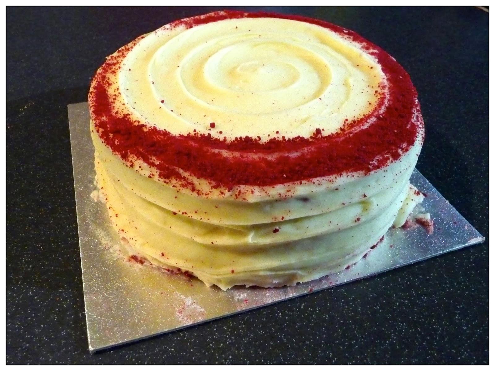 Red Velvet Cake Recipe Uk Tesco