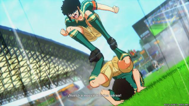 Análisis de Captain Tsubasa: Rise of New Champions para PS4 - Catapulta infernal