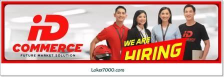 Lowongan Kerja Operator PT IDcommerce Service Solution Bandung Terbaru