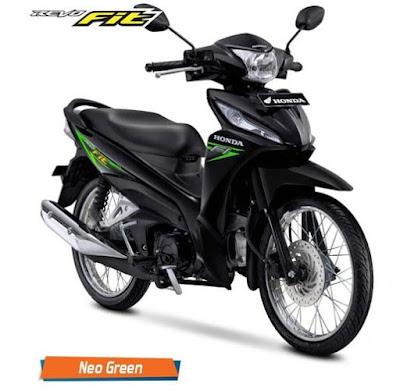 Revo Fit Raving Red 2020 Sejahtera Mulia Cirebon