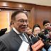 Anwar Ucap Terima Kasih Kepada Tun M Serah Jawatan PM