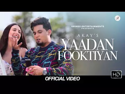 Yaadan Fooktiyan Lyrics